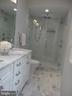 Master bathroom - 50 BRYANT ST NW, WASHINGTON
