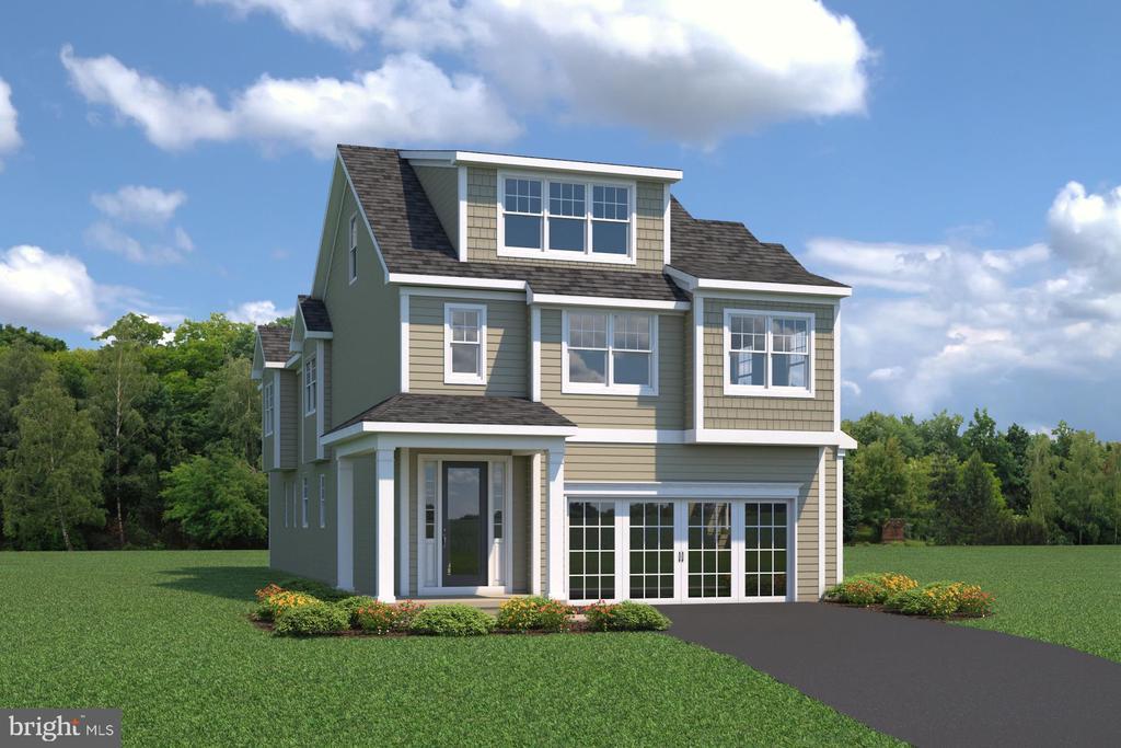 MODEL/SAMPLE HOME TO BE BUILT ON LOT IN KENSINGTON - 10307 DETRICK AVE, KENSINGTON