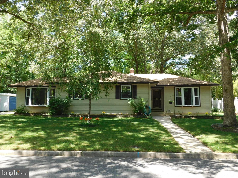 Property 为 销售 在 Lindenwold, 新泽西州 08021 美国