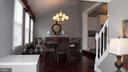 Dining room or can be used as a family room - 12 DUDLEY CT, STERLING
