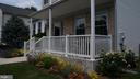 Beautifully landscaped front yard. - 12 DUDLEY CT, STERLING