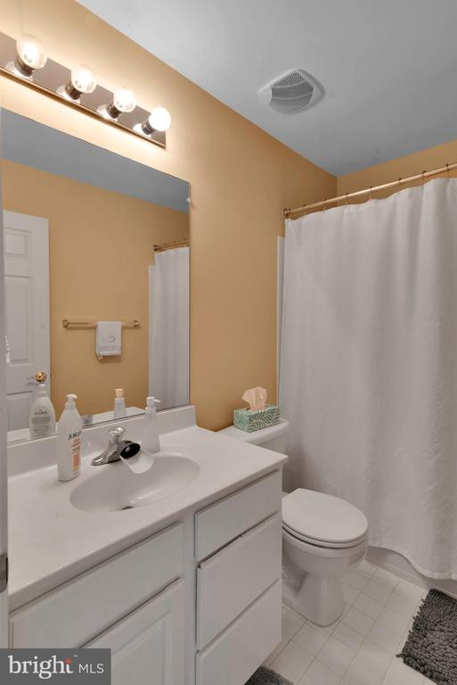 Upstairs Full Bath! - 8187 COBBLE POND WAY, MANASSAS