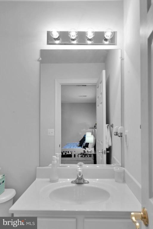Basement Full Bathroom! - 8187 COBBLE POND WAY, MANASSAS