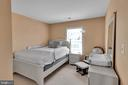 Bedroom #2! - 8187 COBBLE POND WAY, MANASSAS