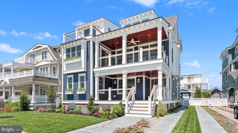 Single Family Homes voor Verkoop op Avalon, New Jersey 08202 Verenigde Staten