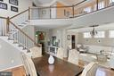 Beautiful main level - 21876 LARCHMONT WAY, BROADLANDS