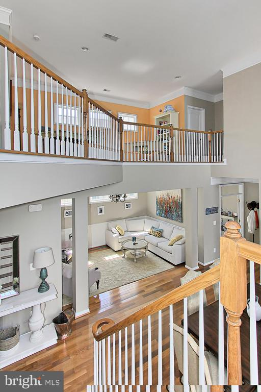 Upstairs views - 21876 LARCHMONT WAY, BROADLANDS
