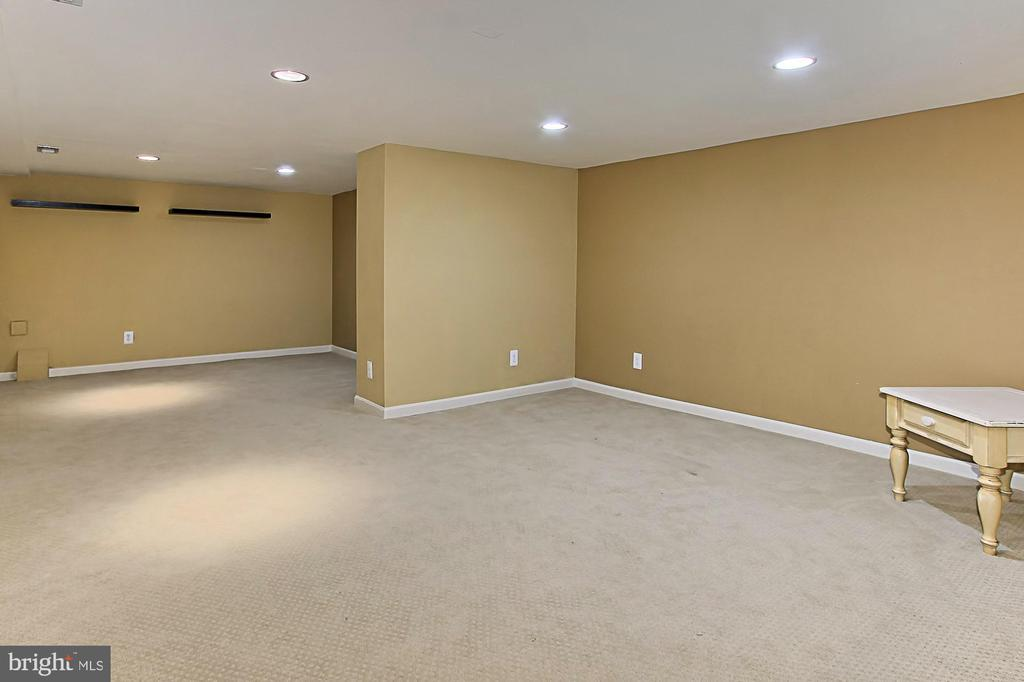 Spacious Finished Basment - 21876 LARCHMONT WAY, BROADLANDS
