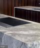 Dual Marble Islands in Kitchen - 3131 CHAIN BRIDGE RD NW, WASHINGTON