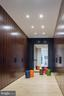 Owner Dressing Room with Macassar ebony cabinets - 3131 CHAIN BRIDGE RD NW, WASHINGTON