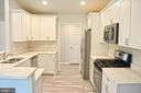 Upgraded kitchen w/ amazing finishes - 111 APPLEVIEW CT, LOCUST GROVE