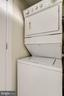 Washer/Dryer in unit - 1000 NEW JERSEY AVE SE #202, WASHINGTON