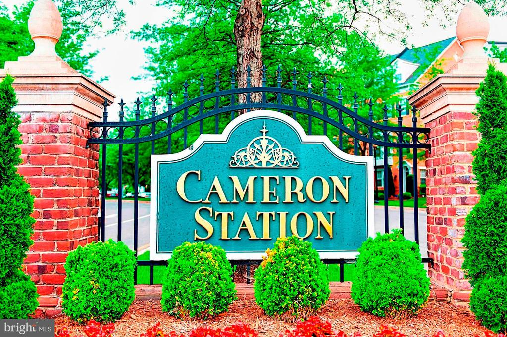 - 400 CAMERON STATION BLVD #G14, ALEXANDRIA