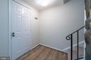 Entryway with Hardwood Floors - 10227 QUIET POND TER, BURKE
