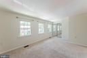 Master Bedroom - Closet View - 10227 QUIET POND TER, BURKE