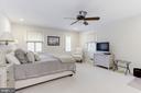 Bedroom #4 with en suite Bath - 5212 UPTON TER NW, WASHINGTON