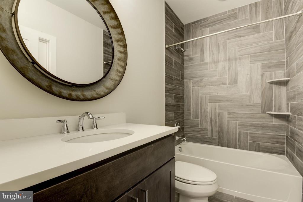 Lower level full bath - 8609 SEVEN LOCKS RD, BETHESDA