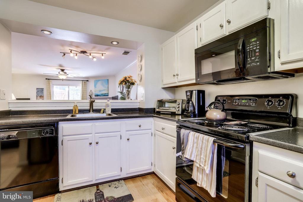 Kitchen - 3810 9TH RD S, ARLINGTON