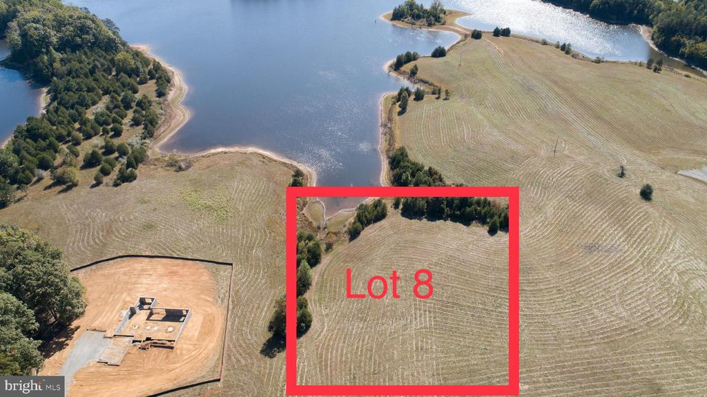 Lot Lines not to scale - 9406 SIGNATURE WAY, FREDERICKSBURG