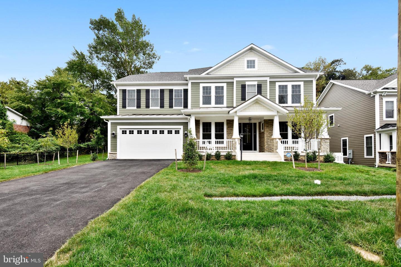 Single Family Homes для того Продажа на Annandale, Виргиния 22003 Соединенные Штаты