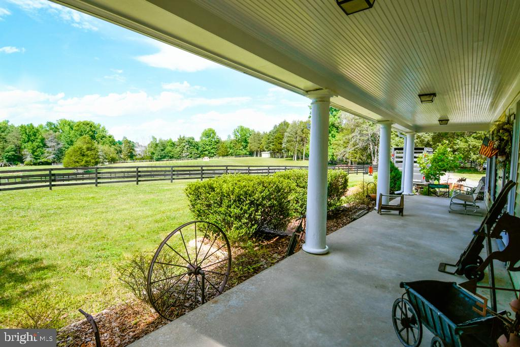 Your Front Porch View - 323 HARTWOOD RD, FREDERICKSBURG