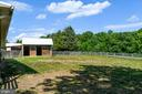 Dry lot with run in shed - 323 HARTWOOD RD, FREDERICKSBURG