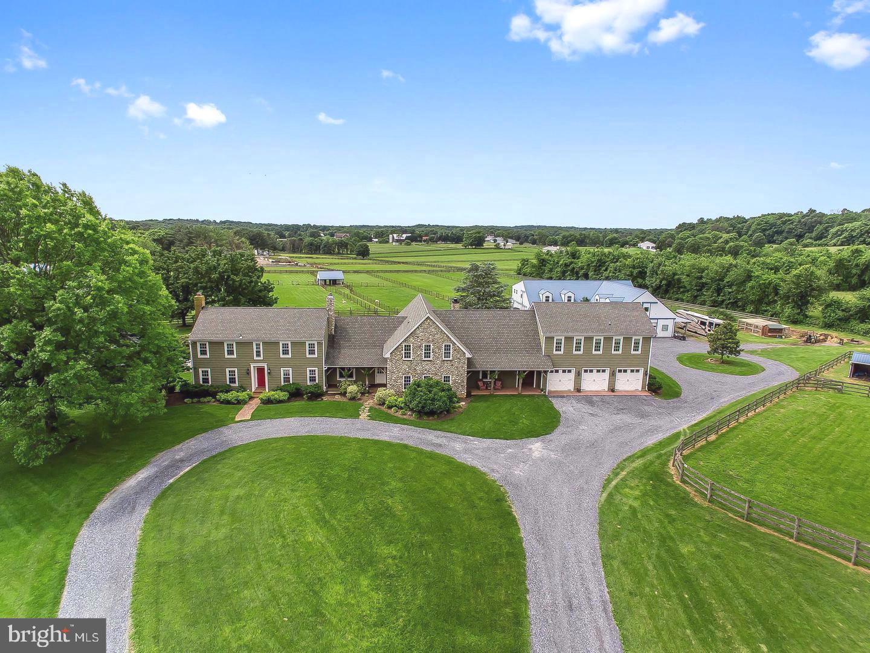 Single Family Homes для того Продажа на Gaithersburg, Мэриленд 20882 Соединенные Штаты