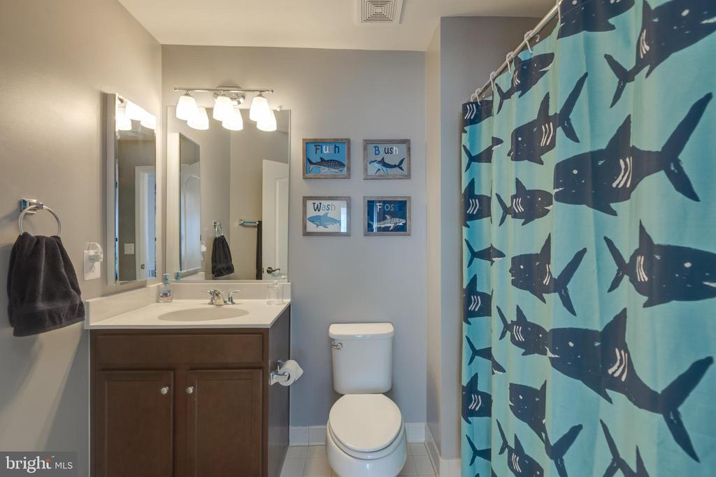 Hall bath - 40594 SCULPIN CT, ALDIE