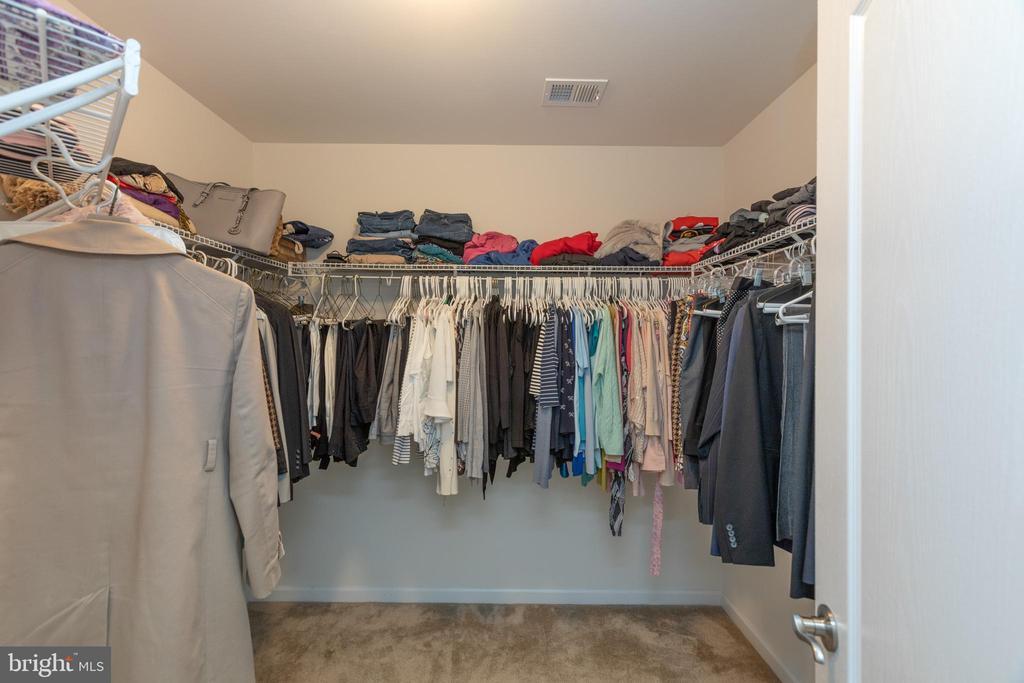 Master closet 1 - 40594 SCULPIN CT, ALDIE