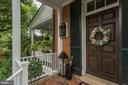 Front Porch - 13032 HIGHLAND RD, HIGHLAND