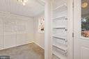 Mudroom located of the kitchen - 3311 OBERON ST, KENSINGTON