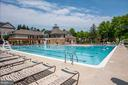 Community Pool - 7509 ASHBY LN #H, ALEXANDRIA