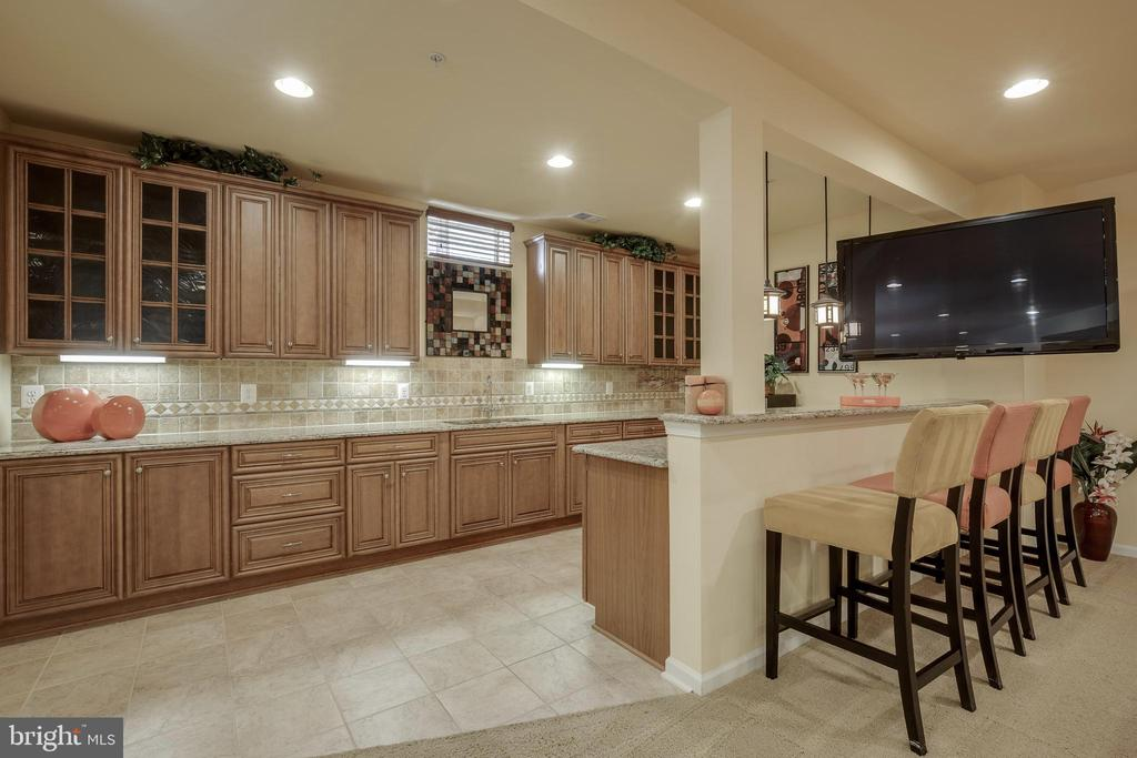 Extra Kitchenette/Wet Bar - 42355 EQUALITY ST, CHANTILLY