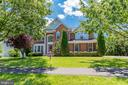 MATURE TREES IN THE FRONT YARD - 42345 ASTORS BEACHWOOD CT, CHANTILLY