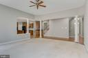 FAMILY ROOM -VIEW#2 - 42345 ASTORS BEACHWOOD CT, CHANTILLY