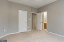 BEDROOM #3 - 42345 ASTORS BEACHWOOD CT, CHANTILLY