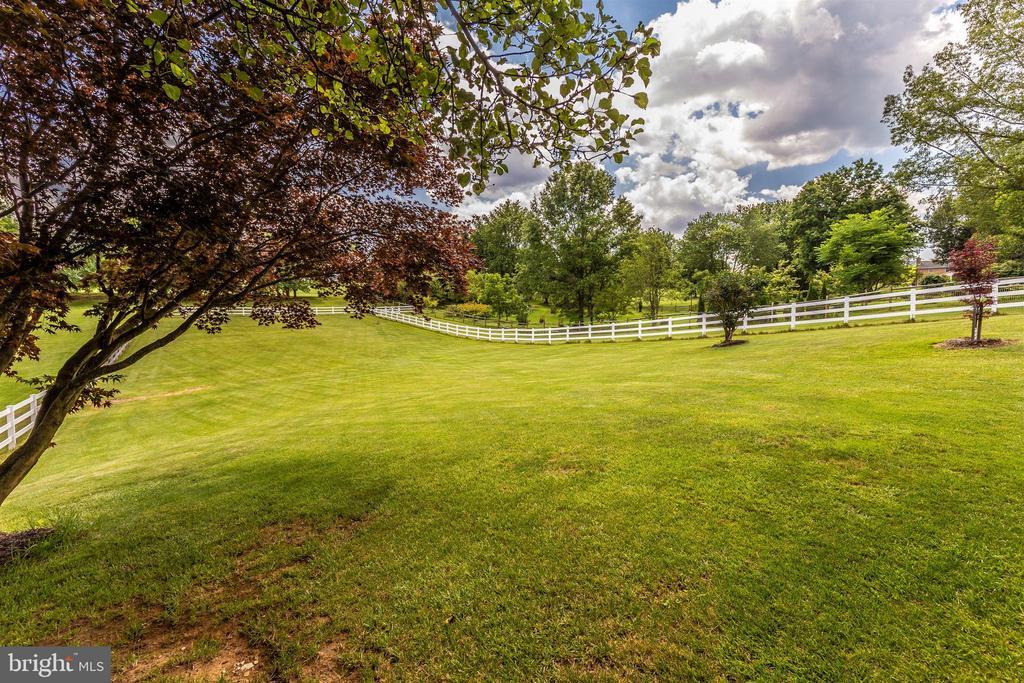Huge backyard fenced area - 2807 GRANDVIEW DR, MIDDLETOWN