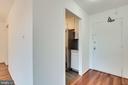 Foyer Entry - 2939 VAN NESS ST NW #1017, WASHINGTON