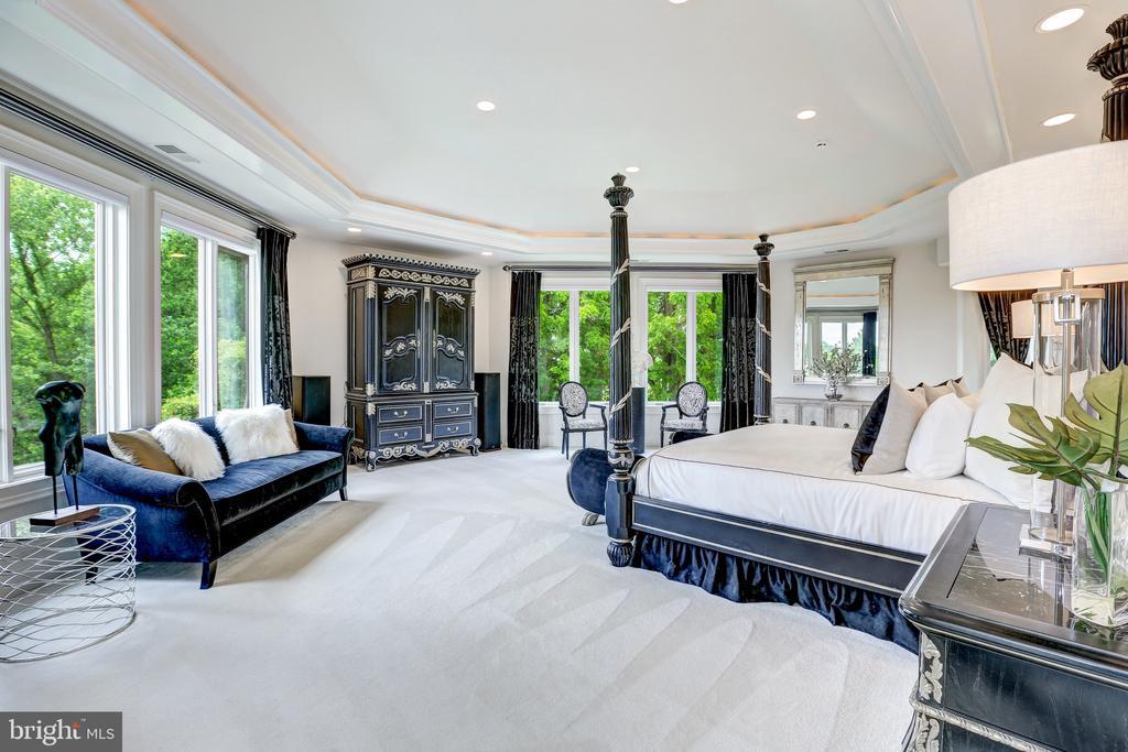 Massive Bedroom Space - 8313 PERSIMMON TREE RD, BETHESDA
