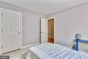 Bedroom 1 - 4103 FAITH CT, ALEXANDRIA