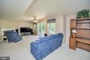 Lower level family room - 106 CONFEDERATE CIR, LOCUST GROVE