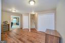 Hobby/flex room - 106 CONFEDERATE CIR, LOCUST GROVE