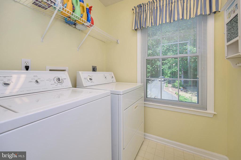 Laundry room upper level - 106 CONFEDERATE CIR, LOCUST GROVE
