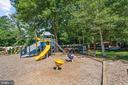 Brand New Playground - 3421 STONEYBRAE DR, FALLS CHURCH