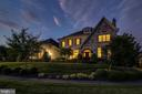 Twilight Photo - 9637 MAYMONT DR, VIENNA