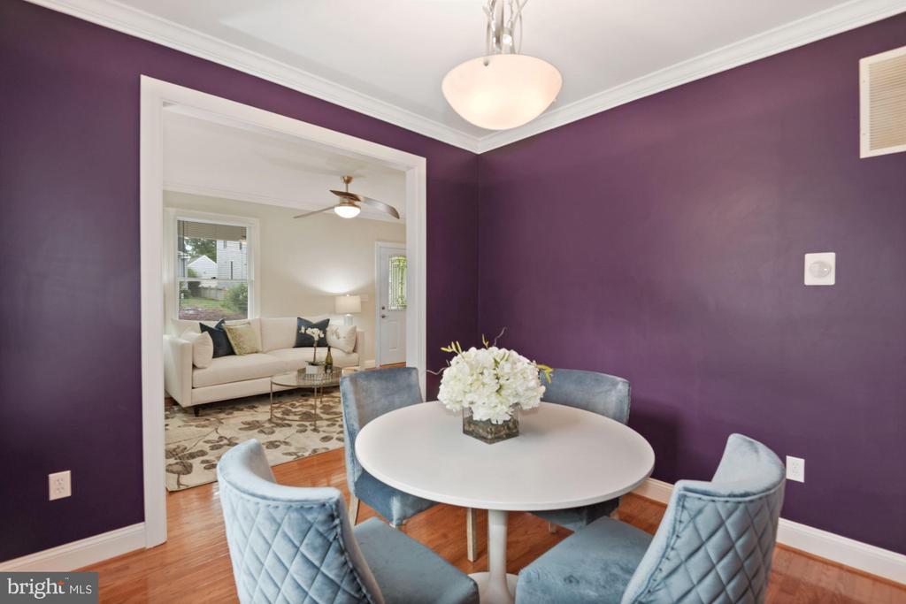 Dining Room - 5715 7TH ST N, ARLINGTON