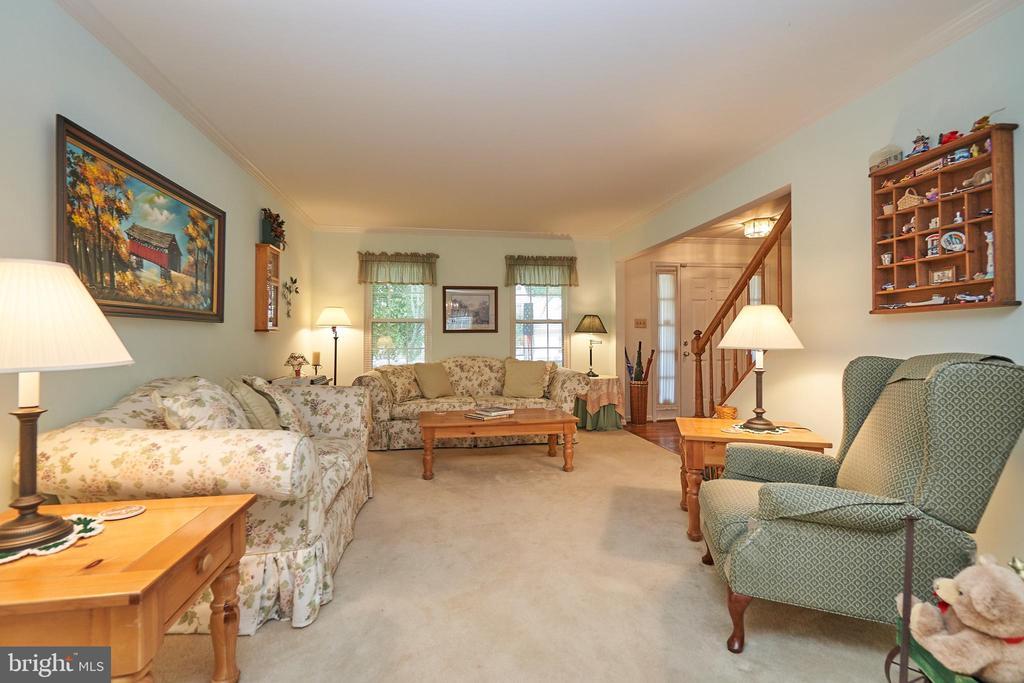 Formal Living Room - 13715 SHELBURNE ST, CENTREVILLE