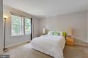 Master Bedroom - 4023 CHESTERWOOD DR, SILVER SPRING