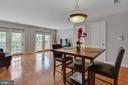 Dining - 4023 CHESTERWOOD DR, SILVER SPRING