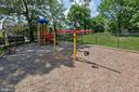 Community tot lot - 4023 CHESTERWOOD DR, SILVER SPRING